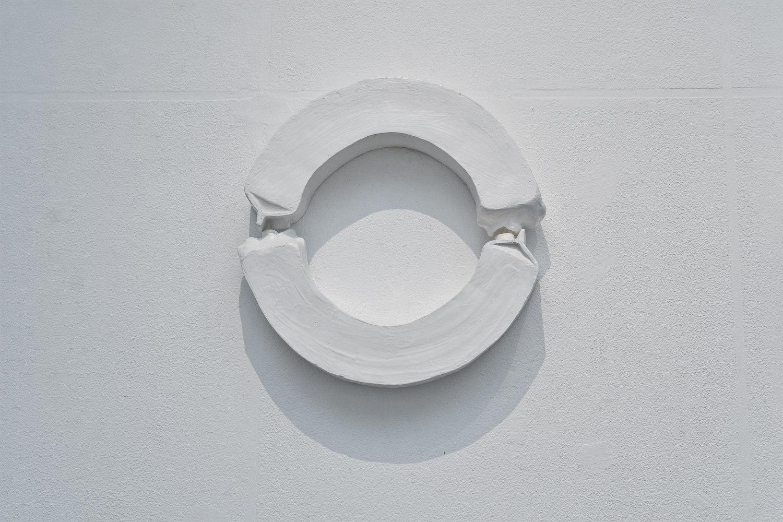 Egologie – 2009, résine, gel coat, 38 cm x 20 cm x 7 cm (chaque élément)