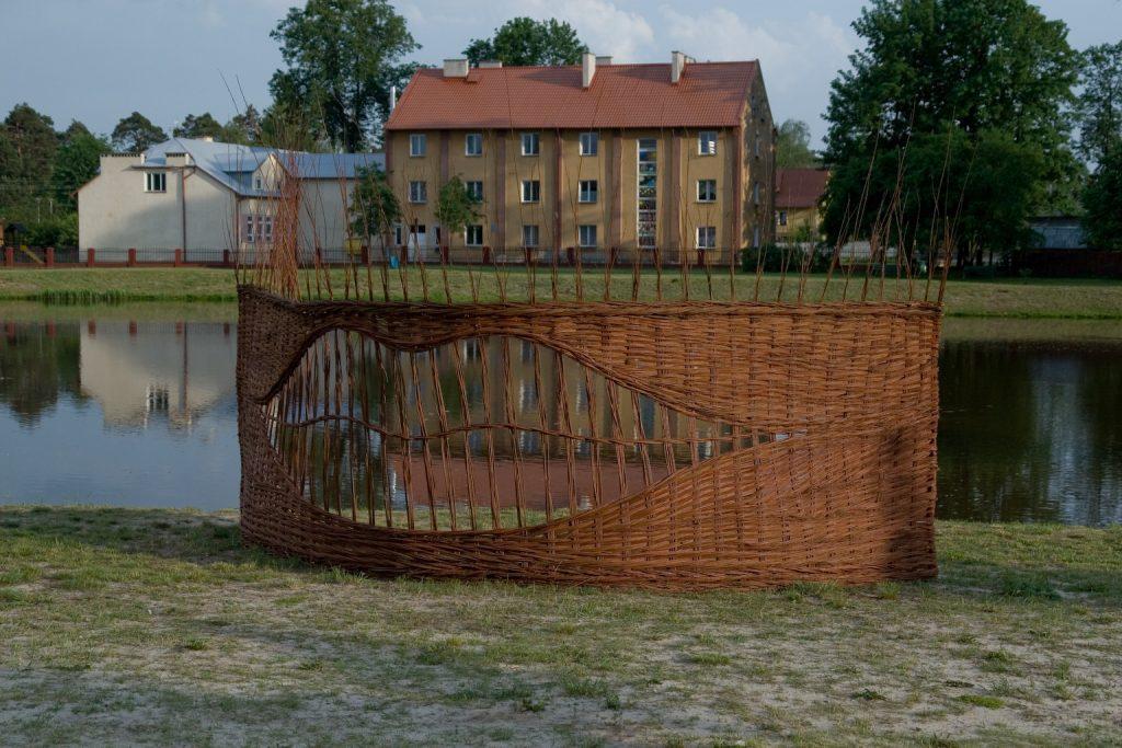 Nabrac Wode w Usta, Rudnik, Poland, 2007 (side view)