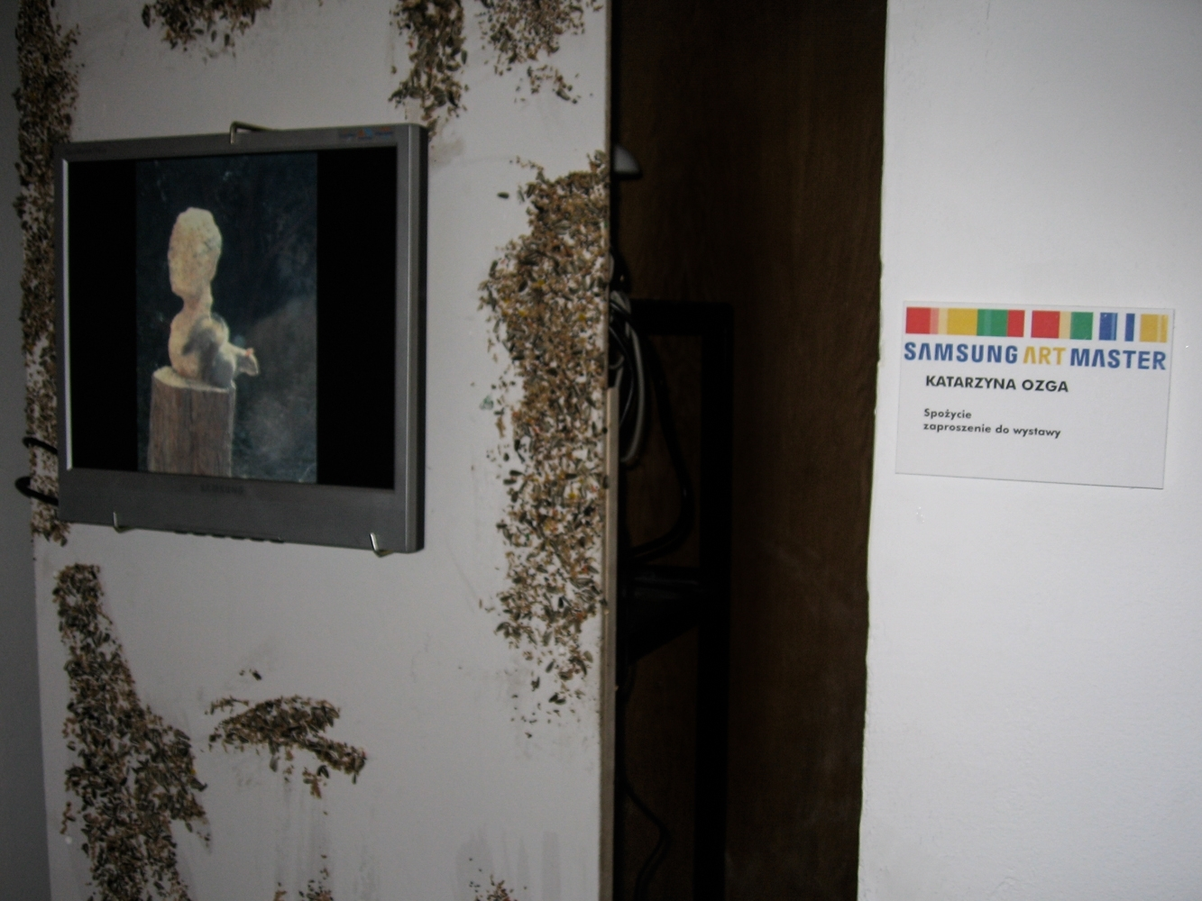 Consumption, Accompanying Exhibition, CSW, Warsaw, Poland 2006