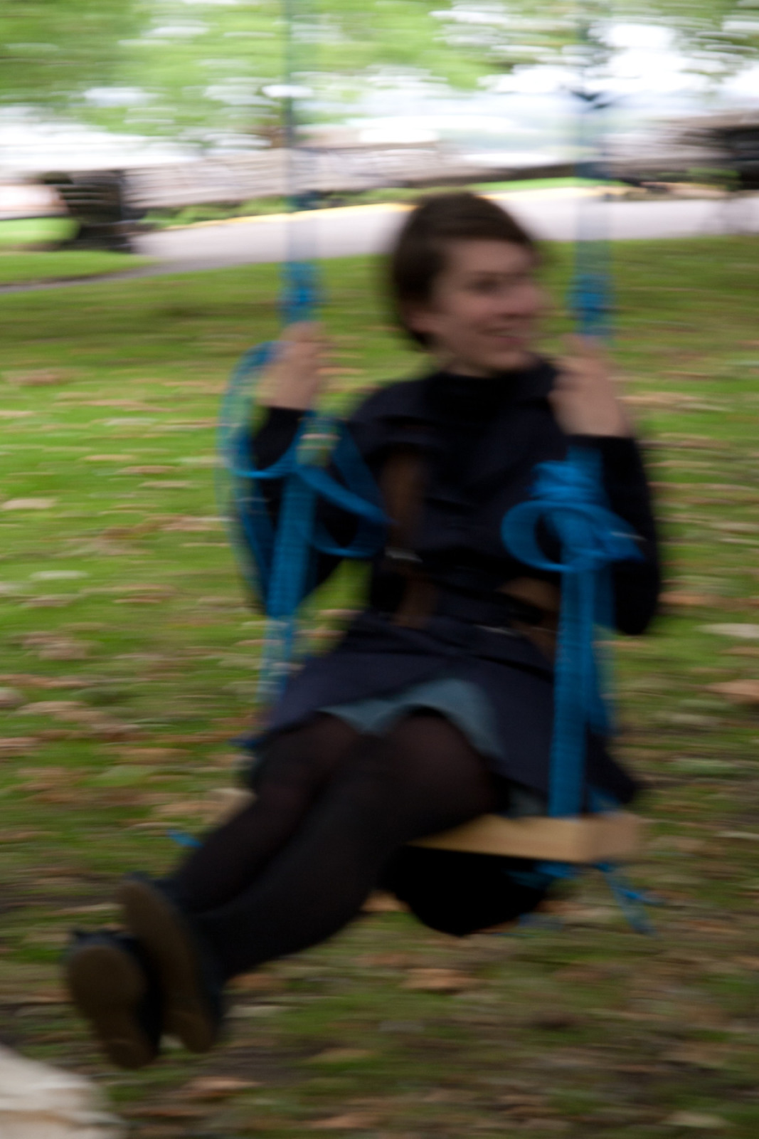 Swing: Flux and Reflux, 2012, Park in Progress (PIP), WEYA, Nottingham, UK