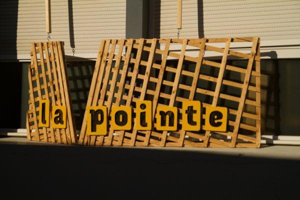 Atelier de la Pointe, Brest, Signage designed by Ultra Éditions