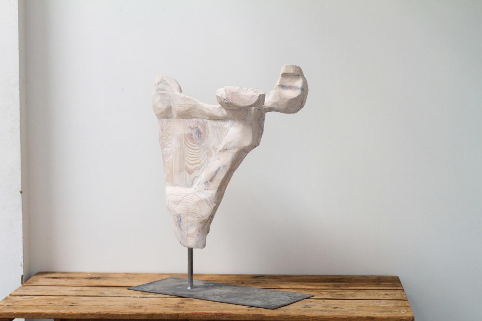 Artwork: Pallet Bones by Kasia Ozga