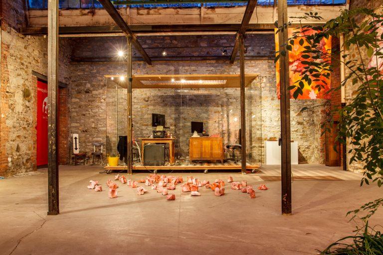 2020 Skinscapes, Atelier Les Charrons, Saint-Étienne, France